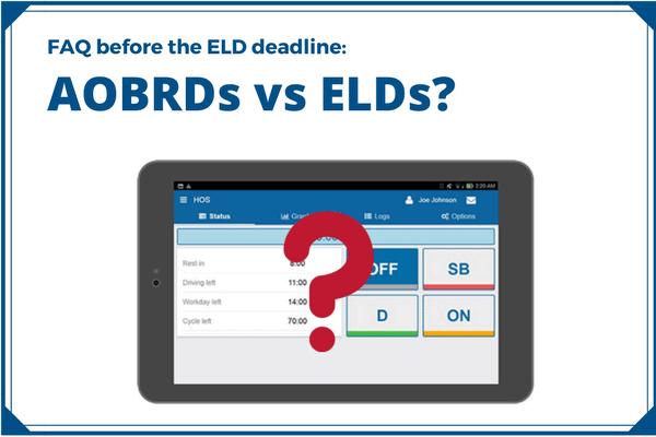 AOBRD vs ELD